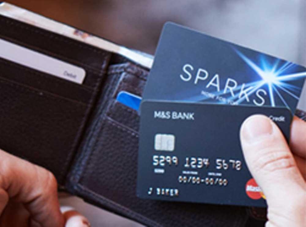 Millineum credit card