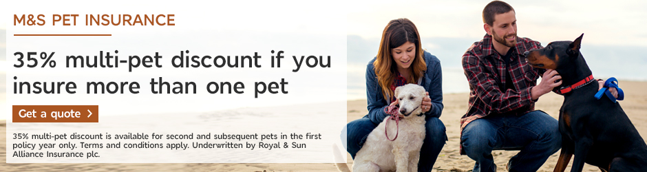 Start your quote - M&S Pet Insurance