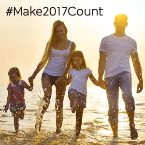 #Make2017Count
