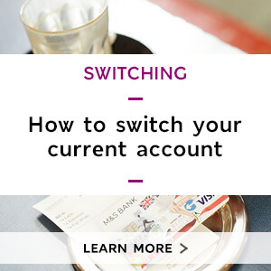 How to switch your current account