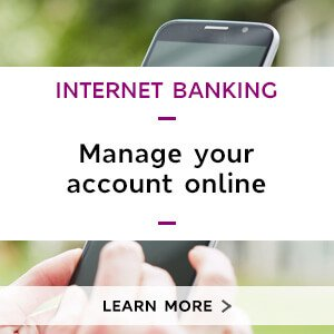 Internet Banking for Credit Card customers. Go to video