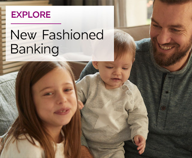 New fashioned banking - Explore M&S Bank
