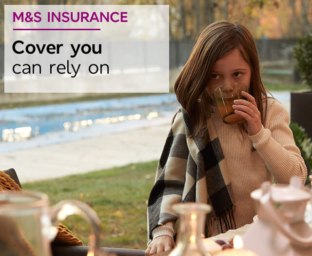 Cover you can rely on - M&S Insurance