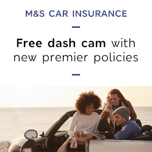 Learn more about our M&S Car Insurance