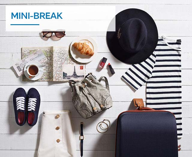 What to pack for a mini-break